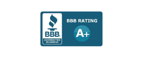 BBB A+ certification