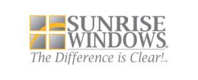 sunrise windows logo