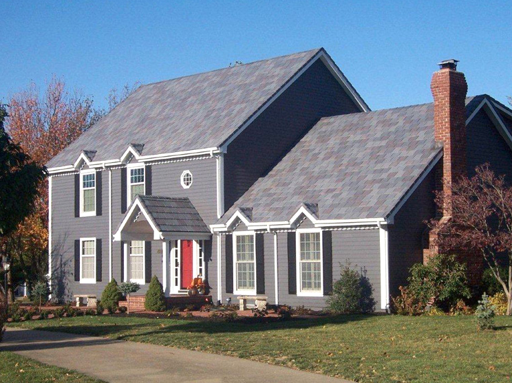 How much should you spend on a new roof for Norman rockwell siding