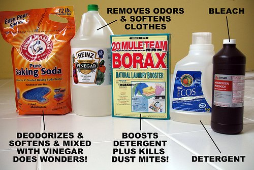 The Eco Friendly Home 8 Natural Cleaning Solution