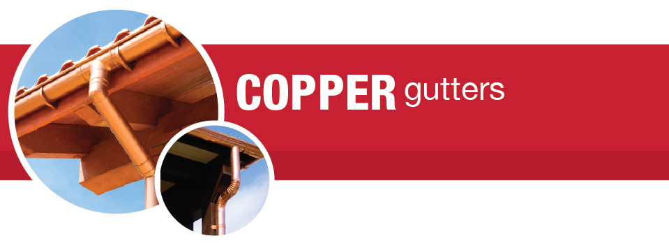Copper Gutters Northern Virginia Copper Gutter Repair