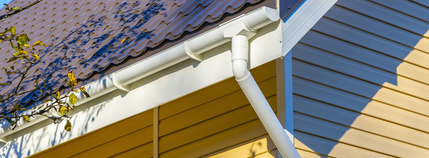 aluminum gutters in northern virginia