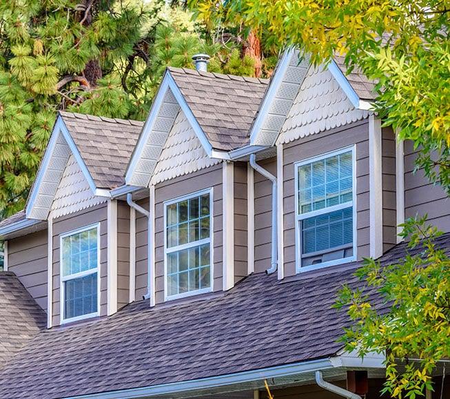 Asphalt shingle roofing northern virginia roofing for Northern virginia roofing and exteriors
