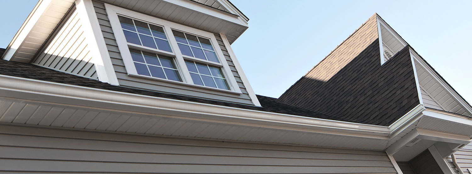 built-in gutters in northern virginia