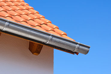 metal gutters replacement