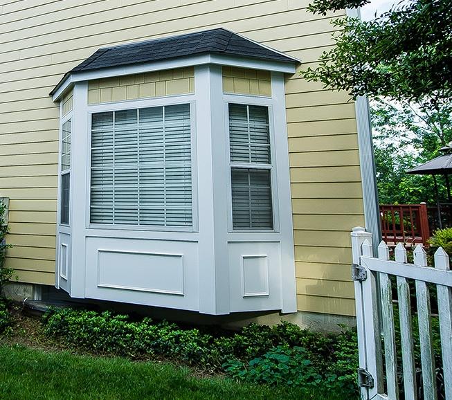 bay window installation in northern virginia - Garden Sheds Northern Virginia