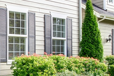 double-hung windows installation