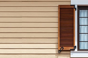 vinyl siding installation or repair