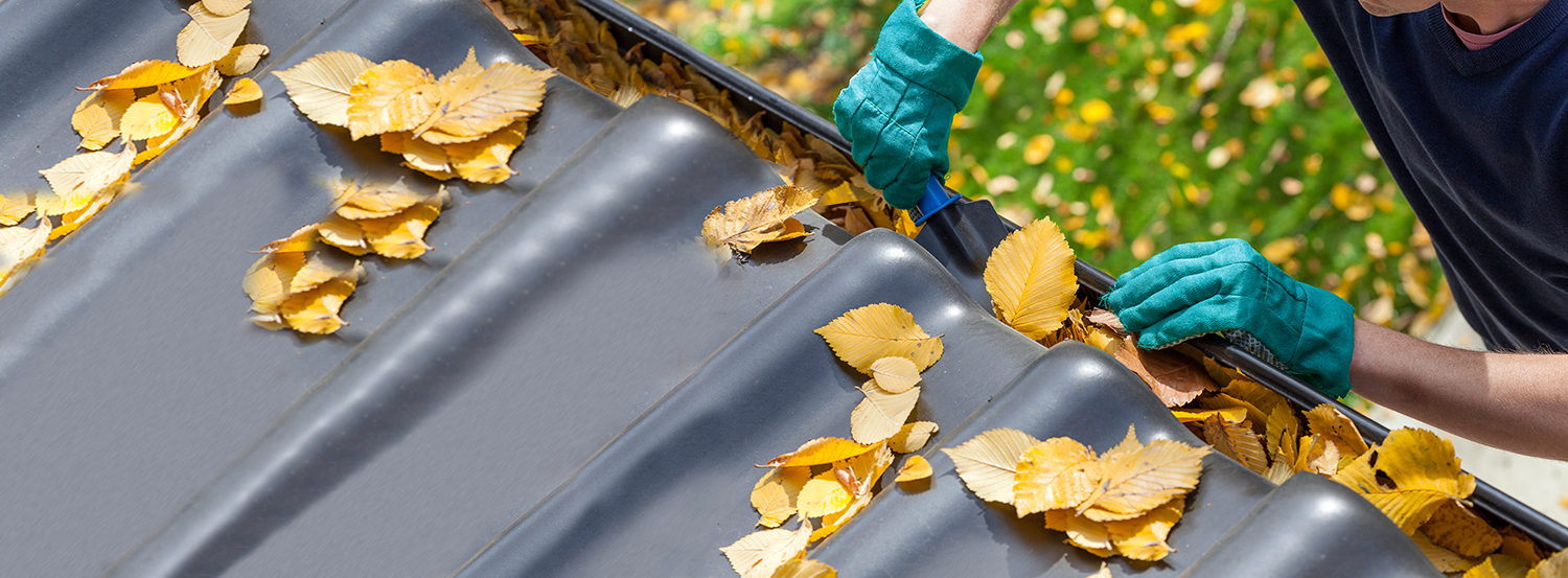 Gutter Repair Northern Virginia