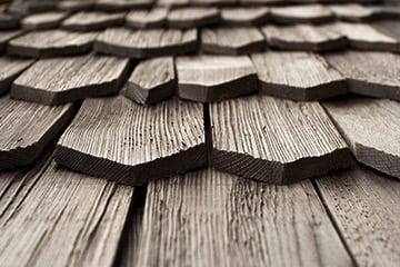 Cedar Shake Roofing Repair
