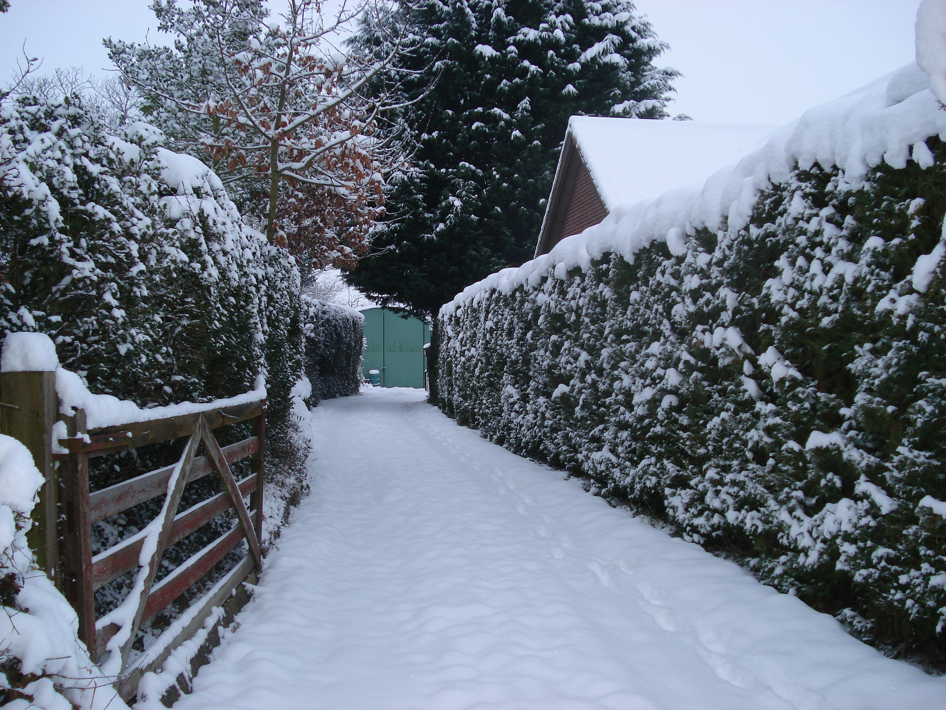 How to Maintain Your Driveway and Walkways This Winter